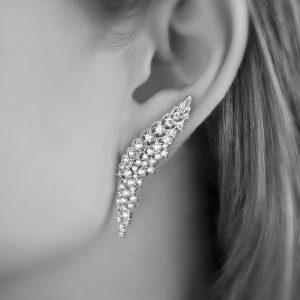 Ear Cuff Karlie   Lanarée Acessórios