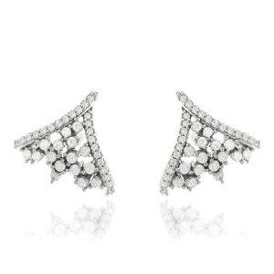 Ear Cuff Lexie Cristal | Lanarée Acessórios