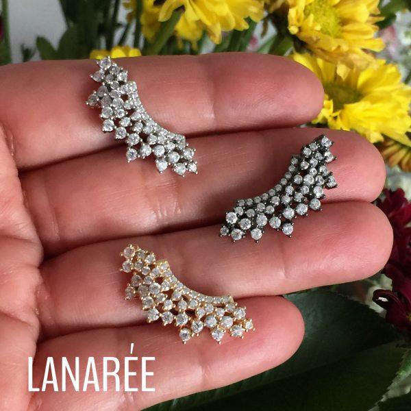 Ear Cuff Gisele | Lanarée Acessórios